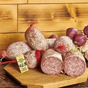 Salame Speziato Toscano (Sbriciolona)